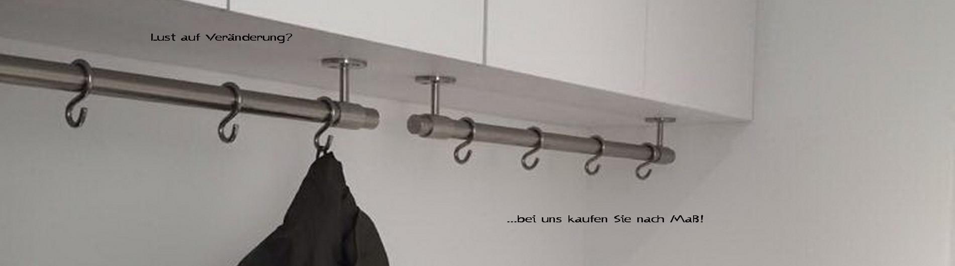 Fabelhaft Edelstahl Garderobe Galerie Von Startseite